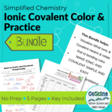 *Bundle* Ionic Covalent Coloring and Practice
