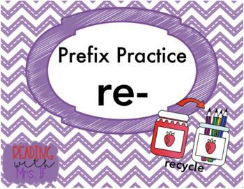 *Bundle* Prefix Practice