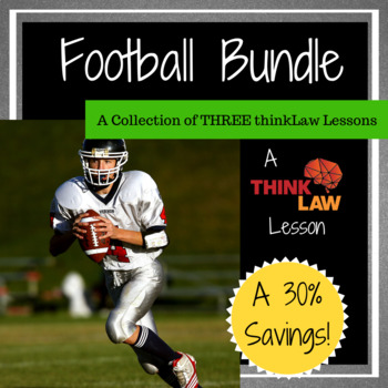 *Bundle* Use FOOTBALL to Foster Critical Thinking