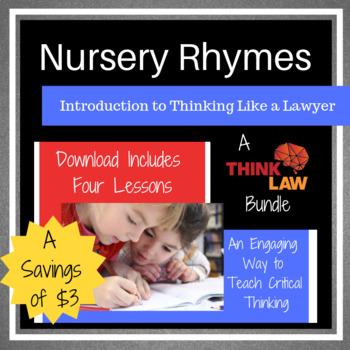 *Bundle* thinkLaw Nursery Rhyme Four Lesson Bundle