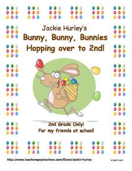 -Bunny, Bunny, Bunnies Hopping Over to 2nd