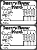 """""""Bunny's Flower Stand"""" (A Spring Emergent Reader Dollar Deal)"""