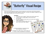 """""""Butterfly"""" Visual Recipe Cards"""