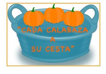 """Each Pumpking to its basket"" | ""Cada Calabaza a su cesta"""