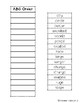 {CCSS.ELA-LITERACY.L.2} {CCSS.ELA-LITERACY.RF.3} Spelling List 12-INB Activities