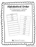 {CCSS.ELA-Literacy.CCRA.L.6} Alphabetical Order Interactiv
