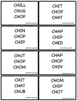 - CH Consonant Digraphs and Reading with Comprehension
