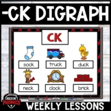 -CK Ending Digraph Activities and Games