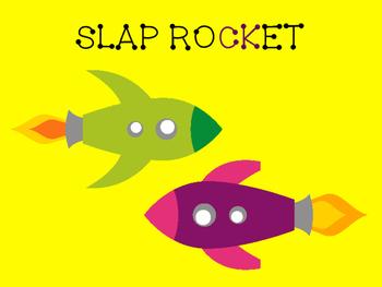 -CK Slap Rocket- Orton Gillingham