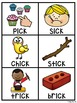 -CK Sound Pocket Chart Centers and Materials