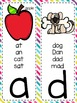 {COLORFUL BRIGHTS} Journeys Kindergarten and 1st Grade Phonics Cards