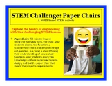 STEM Engineering Challenge: Paper Chairs