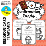 **CONFIRMATION CARD** DIFFERENTIATED TEMPLATE