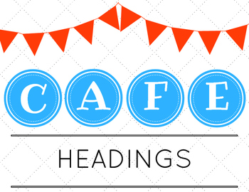 **CUSTOMIZABLE CAFE SIGNS: Pick your colors!