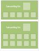"""""""Calming Colors"""" Token Boards - Behavior Management Tool!"""