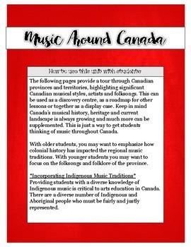 *Canadian* Music Coast to Coast Bundle Grades 1-4