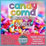 *Candy Coma* Décor BUNDLE!