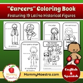 """Career"" Coloring Book for Hispanic Heritage Month"