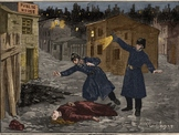 """""""Catch Me When You Can"""", A Whodunnit mystery, Jack the Ripper simulation"""