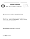 """""""Catch the Moon"""" Short Story Review, Test, or Homework with Detailed Answer Key"""