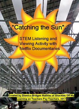 """Catching the Sun"" - Clean Energy Netflix QUIZ"
