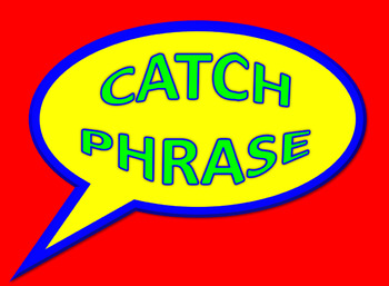 Catchphrase Worksheets & Teaching Resources | Teachers Pay