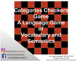"""Categories"" Checkers"