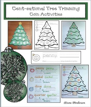 """""""Cent-sational"""" Tree Trimming: Coin Activities"""