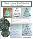 Money Activities December Math Christmas Craft