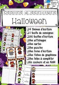 [Centre d'écriture] Halloween