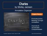 """Charles"" by Shirley Jackson: Annotation Organizer"