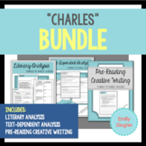 """""""Charles"""" by Shirley Jackson Literary Analysis, TDA, and Pre-Reading Bundle"""