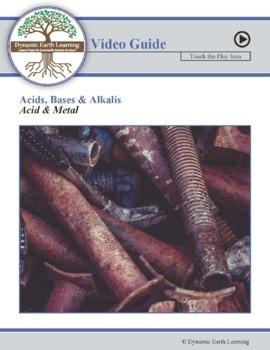 (Chemistry) ACID + METAL - FuseSchool - Video Guide