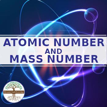 Chemistry atoms teaching resources teachers pay teachers chemistry atomic number and mass number fuseschool video guide fandeluxe Gallery