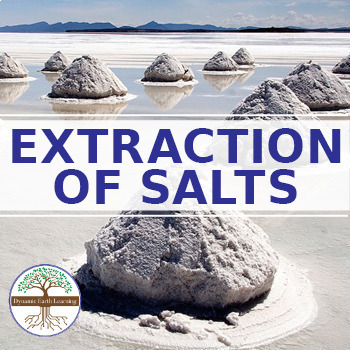 (Chemistry)  EXTRACTION OF SALTS - FuseSchool - Video Guide