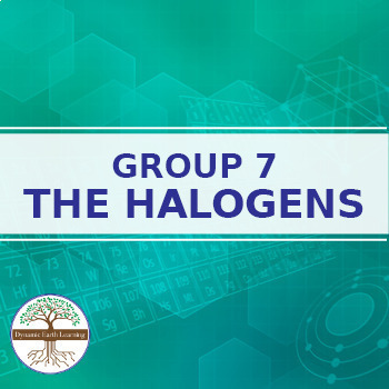 Chemistry group 7 the halogens periodic table fuseschool tpt chemistry group 7 the halogens periodic table fuseschool urtaz Gallery