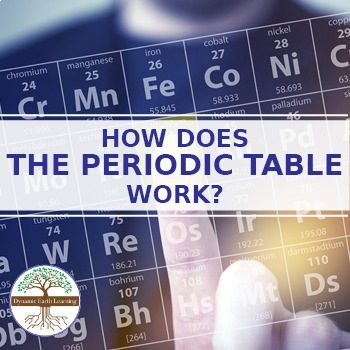 (Chemistry) HOW DOES THE PERIODIC TABLE WORK - Periodic Table- FuseSchool