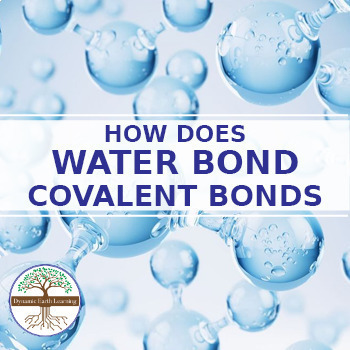 (Chemistry) HOW DOES WATER BOND COVALENT BONDS - FuseSchool