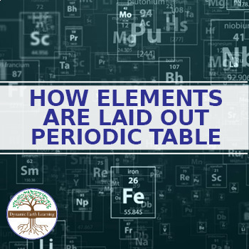 (Chemistry) HOW THE ELEMENTS ARE LAID OUT IN THE PERIODIC TABLE- FuseSchool
