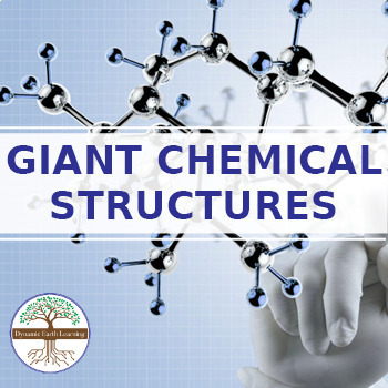 (Chemistry) Elements, Compounds and Mixtures: GIANT CHEMICAL STRUCTURES - PART 2