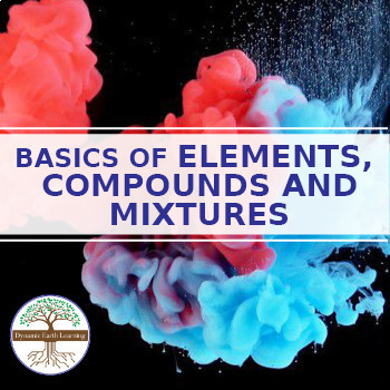 (Chem) Elements, Compounds and Mixtures: FORMULAE OF IONIC COMPOUNDS & NAMES