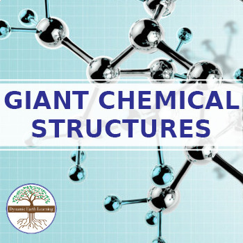 (Chem) Elements, Comps and Mixtures: WHAT ARE GIANT CHEMICAL STRUCTURES PART 1