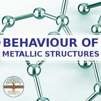 (Chemistry) Metallic Bonding: BEHAVIOUR OF METALLIC STRUCTURES- FuseSchool