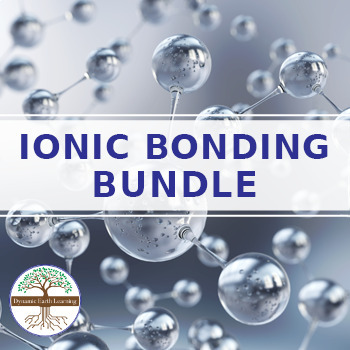 (Chemistry) Ionic Bonding Bundle - FuseSchool Video Worksheets