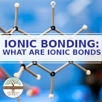 (Chemistry) Ionic Bonding: WHAT ARE ICONIC BONDS - FuseSchool