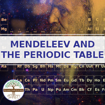 (Chemistry) MENDELEEV AND THE PERIODIC TABLE - Periodic Table- FuseSchool