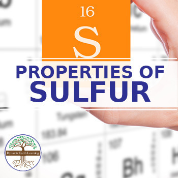 (Chemistry) PROPERTIES OF SULFUR - Periodic Table- FuseSchool
