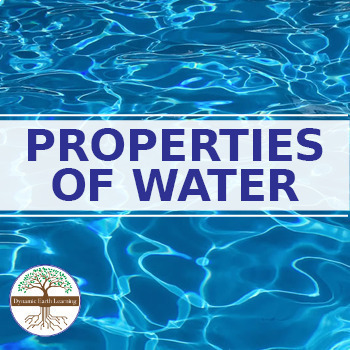 (Chemistry) PROPERTIES OF WATER -  Solids, Liquids and Gases