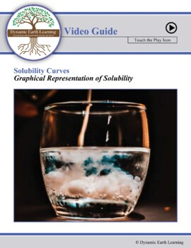(Chemistry) SOLUBILITY CURVES -  Solids, Liquids and Gases