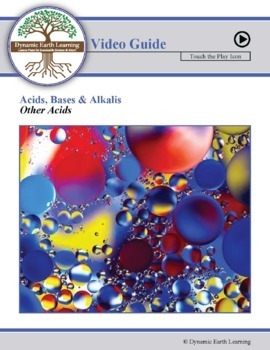 (Chemistry) OTHER ACIDS- FuseSchool - Video Guide
